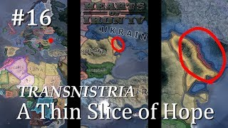 HoI4 - Modern Day - Transnistria - A Thin Slice of Hope - Part 16