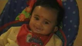 Cute Baby Sanchit Annaprashanna