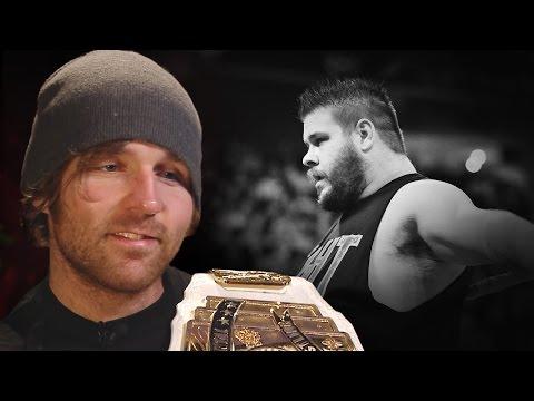 Dean Ambrose über Kevin Owens Und Den Intercontinental Titel: WWE.com Exclusive – 16. Dezember 2015