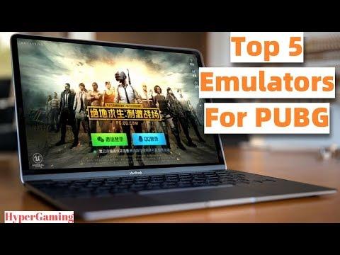 Top 5 Best Emulators For PUBG Mobile On PC 2019
