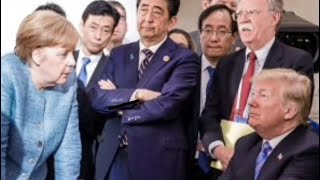 Trump retracts his endorsement of G7 Summut Agreement joint statement