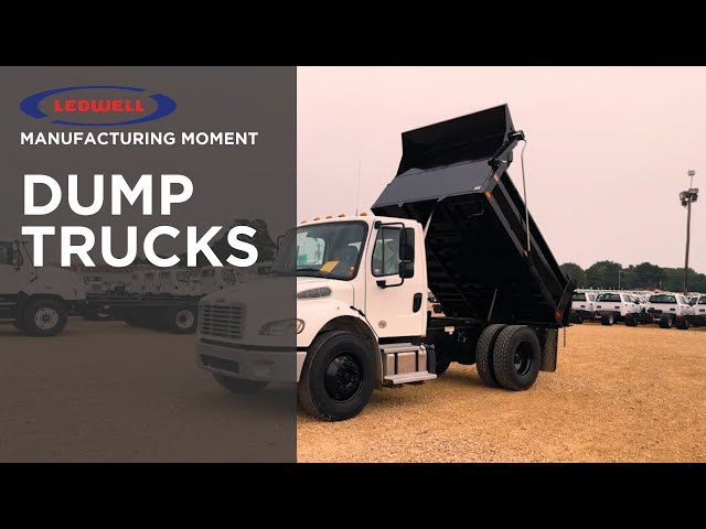 Ledwell Manufacturing Moment | Dump Truck Bed