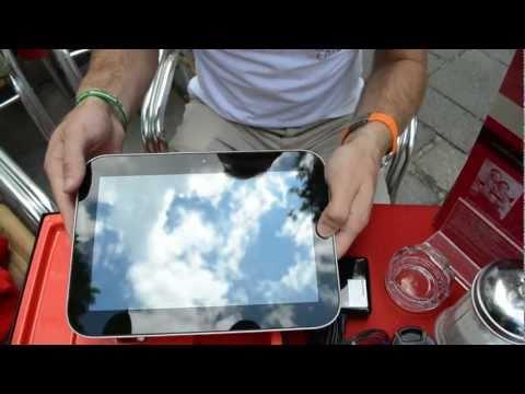 Lenovo IdeaPad K1 Unboxing
