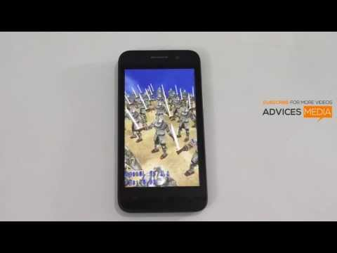 Xolo Q800 Antutu Benchmark Test Results - Quad Core Android Budget Phone