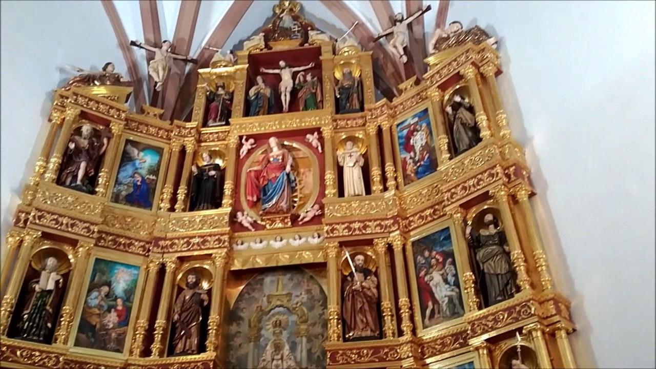 Visita al interior parroquia santa catalina youtube - Parroquia santa catalina la solana ...