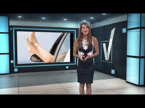 VERIFY: Is driving barefoot in Texas illegal?