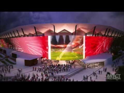 Impact Multimedia - 3d Animation Showreel 2017