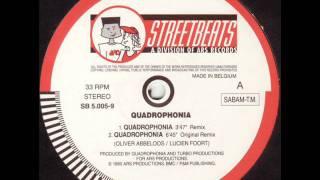 QUADROPHONIA Quadrophonia