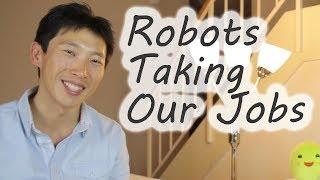 When Robots Take Our Jobs