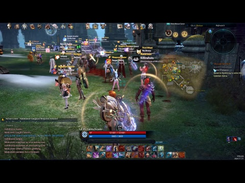 Tera - Testing GeForce Experience with 1080 gfx
