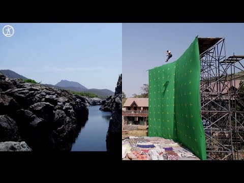Bollywood VFX Showreel by Prime Focus