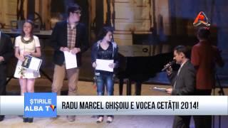radu marcel ghisoiu e vocea cetatii 2014