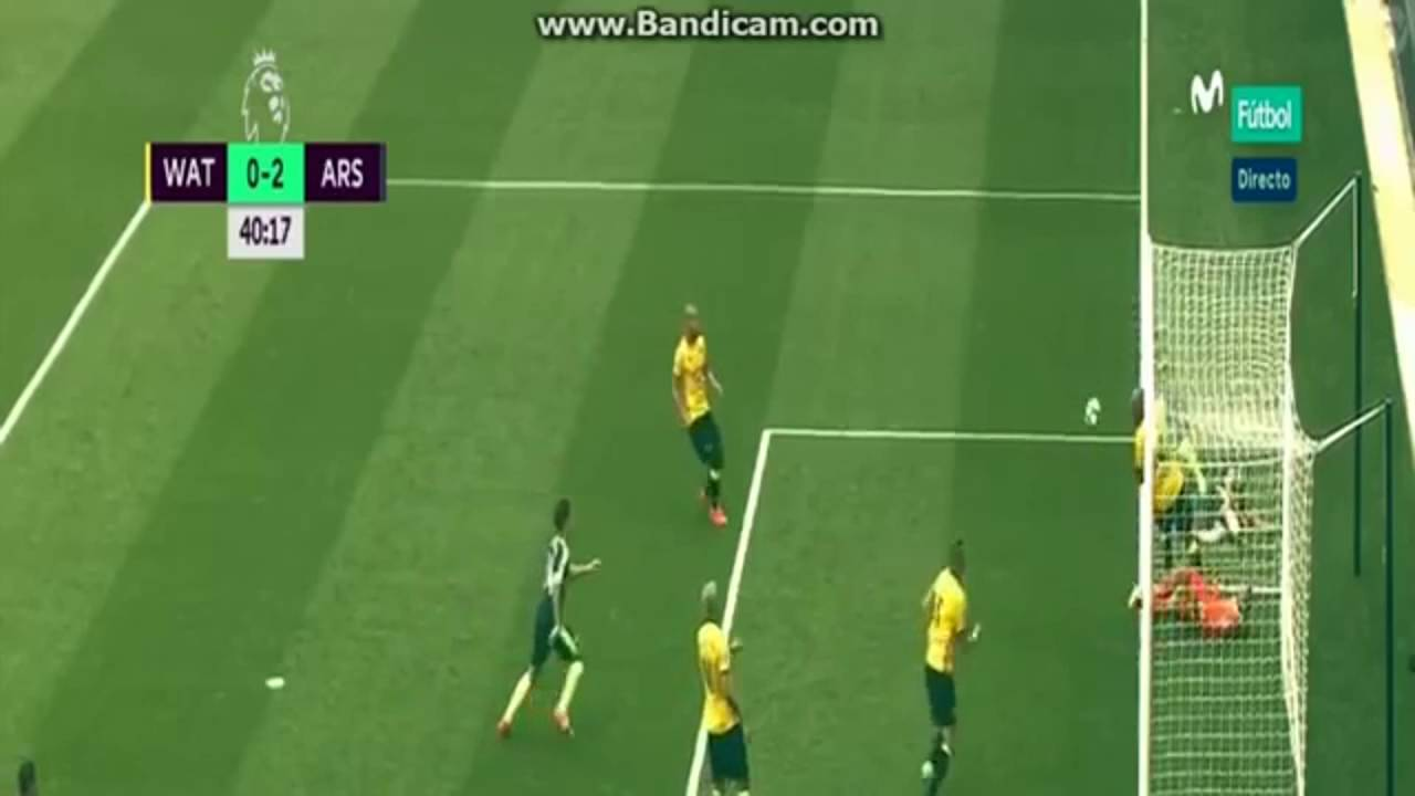 Download Watford vs Arsenal 1-3 All Goals and Highlights (Premier League) 27/08/2016