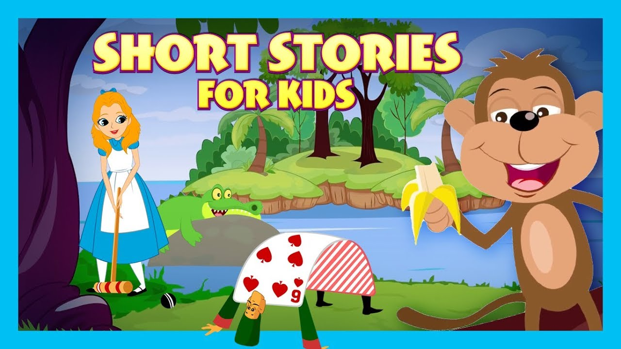 Short Stories For Kids - Tia and Tofu Storytelling || Moral and ...