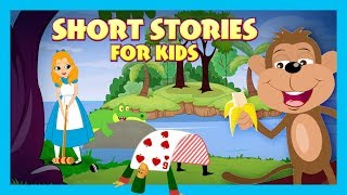 Short Stories For Kids - Tia and Tofu Storytelling || Moral and Learning Stories In English For Kids