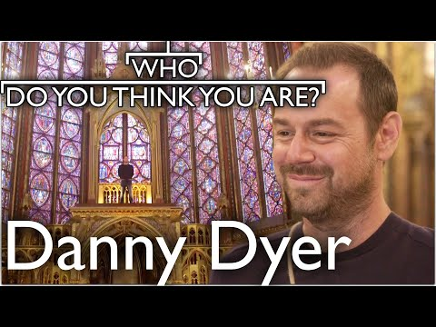 Danny Dyer Discovers He's Related To A Saint! | Who Do You Think You Are