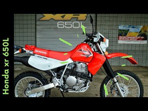 Honda Xr 650 L Review Del Ayer 80 90 Youtube