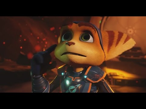 Ratchet & Clank (PS4) -- 7 Minutes of Gameplay