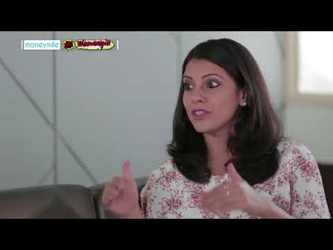 """I was heavily in debt when I started out"" 