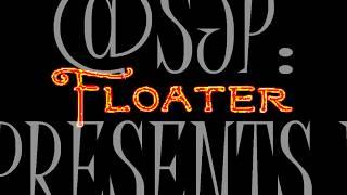 Floater        B Dylan    A D Eker   2017