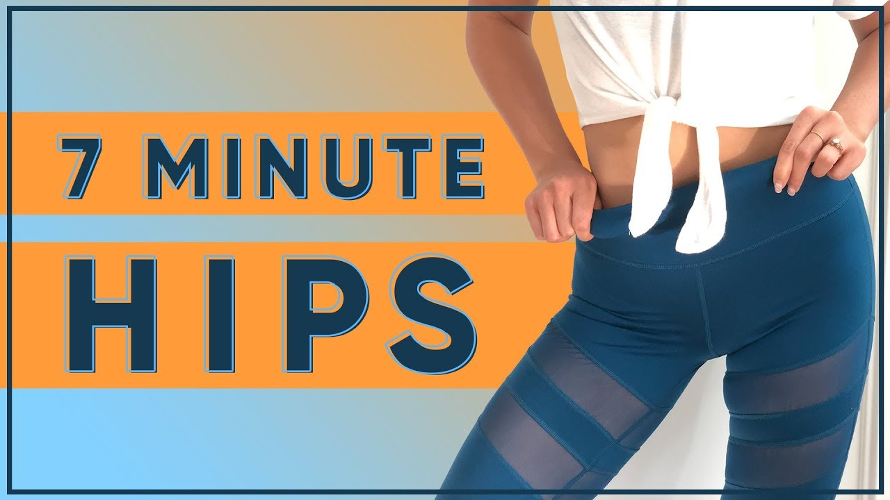 011bf163b79ee 7-Minute Hip Sculpting Workout - YouTube
