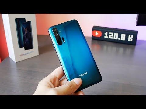 Обзор Honor 20 Pro. Мой новый смартфон?