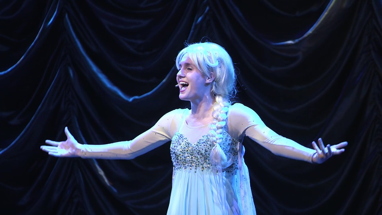 Live in the Moment: Disney's Frozen, Jr