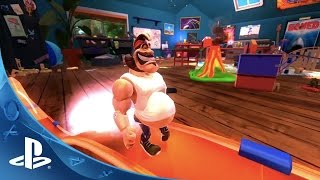Action Henk -- Announcement Trailer | PS4