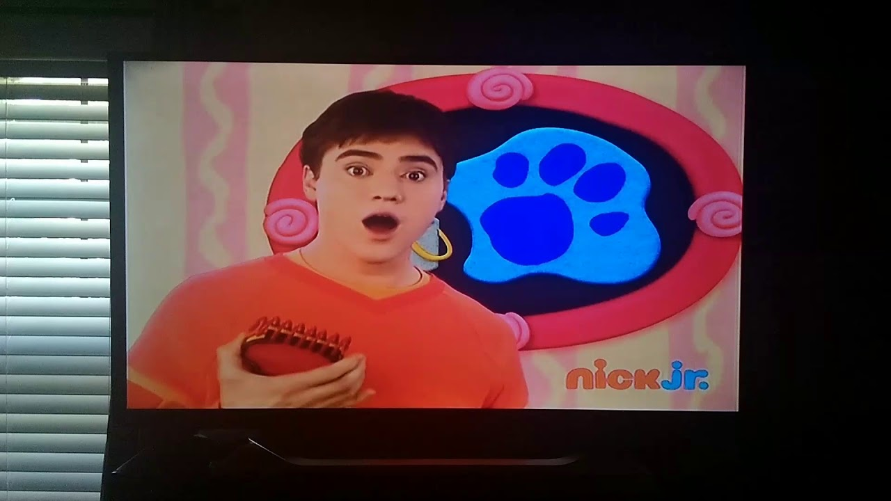 Blue's Clues - 3 Clues From Colors Everywhere! - YouTube