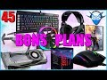 watch he video of BONS PLANS ➤ HARDWARE & GAMING (S.45 - 2017)