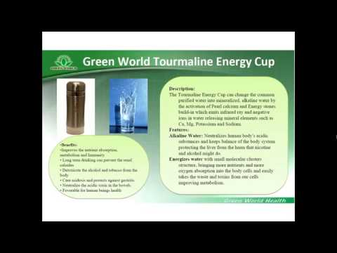 Greenworld Products And Business Opportunity And Compensation Plan