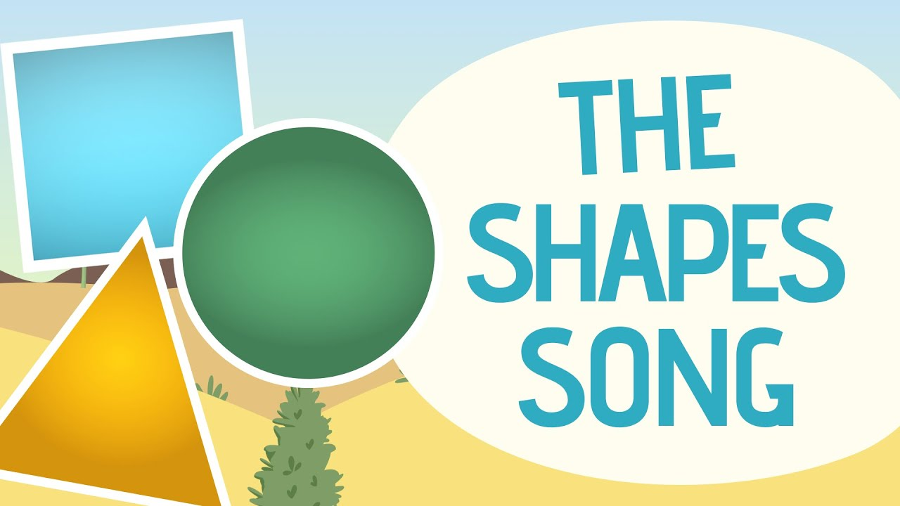 The Shapes Song - Nursery Rhymes - Toobys - YouTube