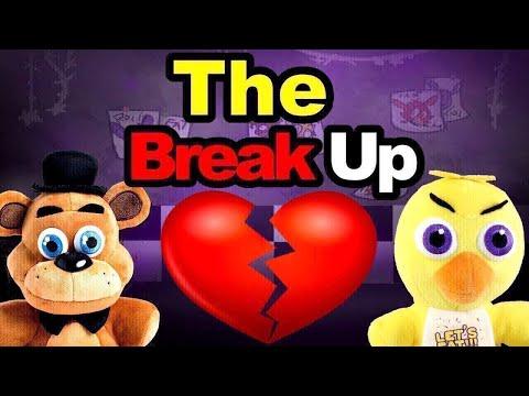 FNAF Plush Episode 11 - The Break Up!