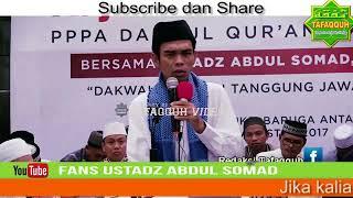 Viral !! Kenapa JOKOWI MAU Jadi Presiden Ceramah Ustadz Abdul Somad TERBARU