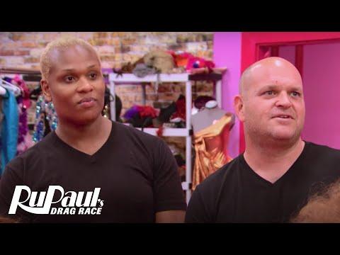 Sergeant Report for Duty | RuPaul's Drag Race Season 9 | VH1