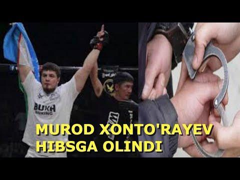 MUROD XONTO'RAYEV QO'LGA OLINDI