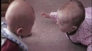 Baby Scares Other Baby thumbnail