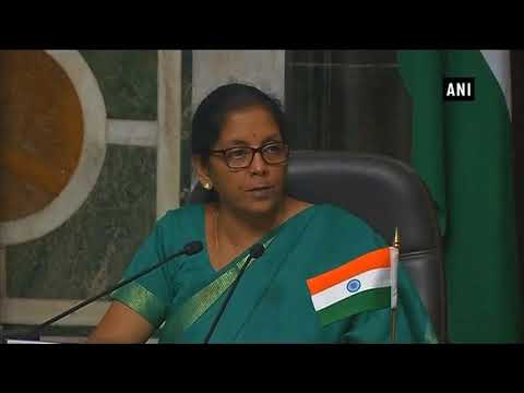'No troops on ground in Afghanistan', says Defence Minister Nirmala Sitharaman - ANI News