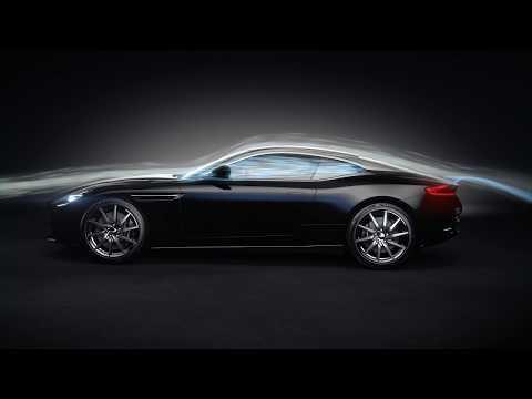 Exploring DB11 - the Aston Martin Aeroblade