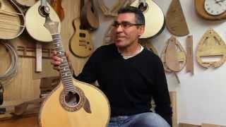 Guitarras Flor de Lis de António Monteiro