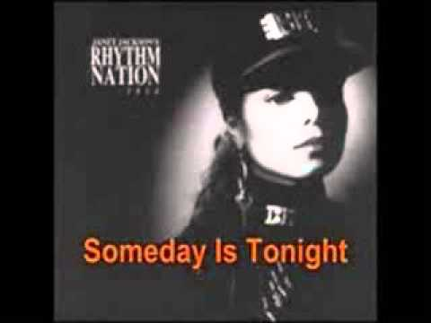 Janet Jackson - Someday Is Tonight (Sped & Boosted)