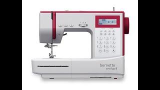видео Bernina Bernette Sew&go 3, купить швейные машины по САМЫМ НИЗКИМ ЦЕНАМ в Москве