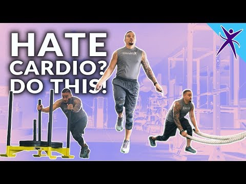 Cardio Alternatives: No more boring treadmill running