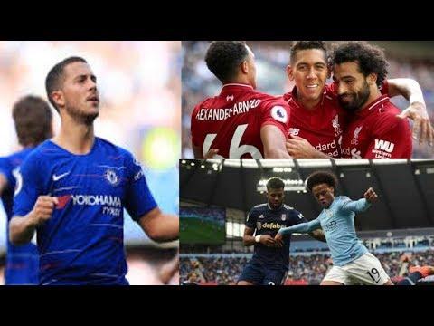 Premier League table: Latest EPL standings, Chelsea lead Liverpool won. 15-09-2019. HD DMsports