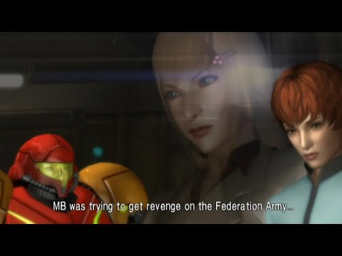 Let's Play Metroid Other M #22: Federal Crimes