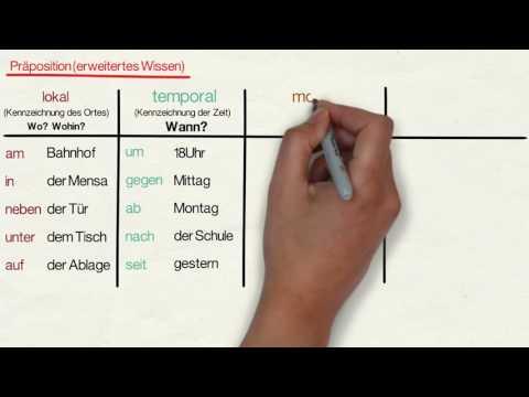 temporale konjunktionen b2