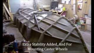 2011-2012 Boat Mould Renovation