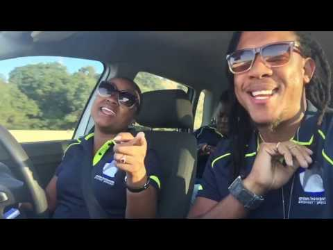 Thabiso, Thapelo and Lesego singing Thandiwe by Vusi Nova