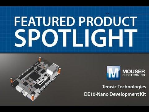 Terasic Technologies DE-10 Nano Development Kit   Featured Product