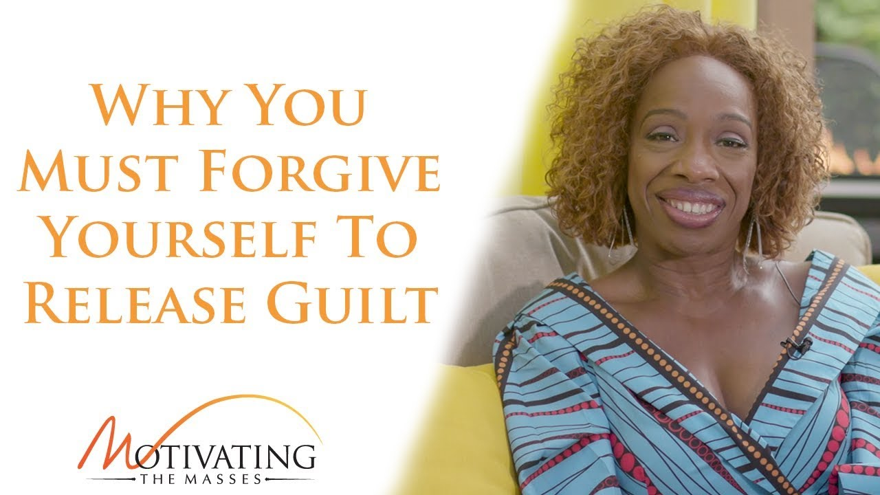 Lisa Nichols - Why You Must Forgive Yourself To Release Guilt
